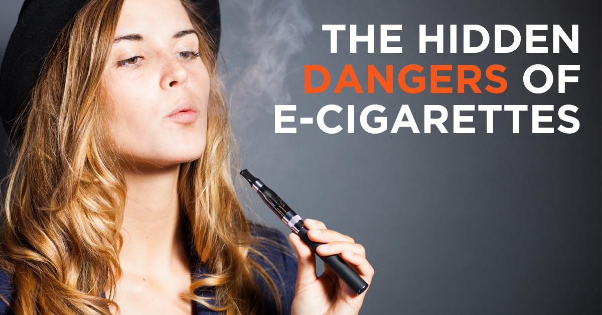 Electronic cigarette UK safe
